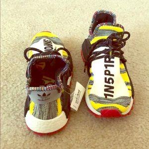 Adidas x Pharrell HU NMD TRAIL SOLAR